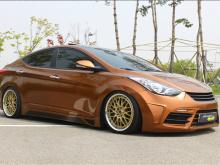 Комплект обвеса Myride  на Hyundai Elantra MD