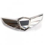 Шильдик  AutoSteel Silver Carbon