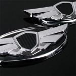 Шильдик  HQ Design Genesis Type 3D
