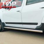 Узкие молдинги на Renault Duster 1
