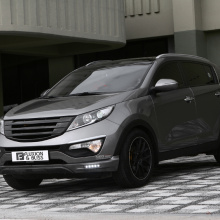 Обвес BLISS Cross на Kia Sportage 3 (III)