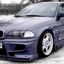 Обвес Car Zone ESTRADA на BMW 3 E46