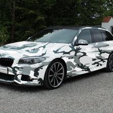 Cor.Speed показал грозную BMW 5 серии