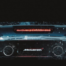 McLaren выпустил видео тизер 675 LT