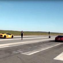 Какой из итальянских суперкаров с W12 быстрее?