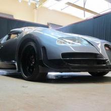 Помните этот поддельный Bugatti Veyron за 82,000 у.е.? Его купили