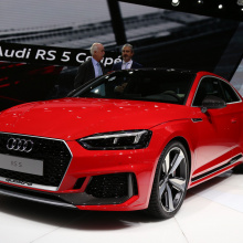 Женева-2017 - Audi RS5 Coupe