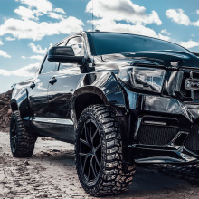 Расширители арок Renegade +100mm. для Toyota Tundra 2