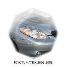 Реснички GT для Toyota Matrix