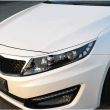 Накладки на фары MandampS Type A на Kia Optima 3 (K5)