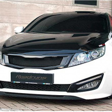 Решетка радиатора Roadruns Black Edition на Kia Optima 3 (K5)