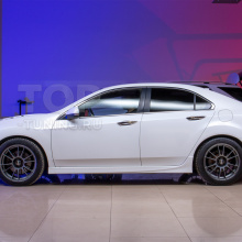 Пороги Type-S  (ABS) на Honda Accord 8