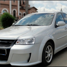 Тюнинг - Обвес  Rieger Style на Chevrolet Lacetti