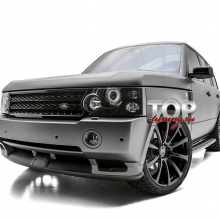 Тюнинг - Обвес Overfinch на Land Rover Range Rover Vogue 3