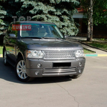 Тюнинг - Обвес  Zailer на Land Rover Range Rover Vogue 3