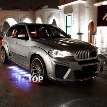 Тюнинг - Обвес G-Power Typhoon  на BMW X5 E70