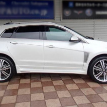 Пороги MZ Speed Luv Line на Cadillac SRX 2