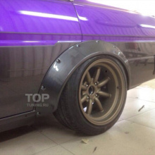 Расширители арок, Fenders JDM New School + 7 см