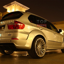 Комплект расширения G-Power Typhoon  на BMW X5 E70
