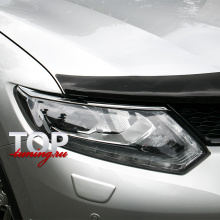 Реснички TECH Design GT Type 1 на Nissan X-Trail T32