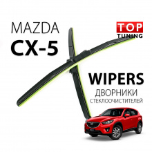 Дворники Character Original Type на Mazda CX-5 1 поколение