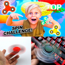 Спиннеры  Fidget Spinners Set #1