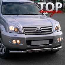 Модули ПТФ   на Toyota Land Cruiser Prado 120