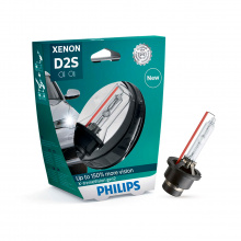Ксеноновые лампы D2S Philips X-treme Vision Generation 2