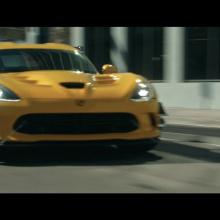 Dodge Viper ACR – последнее путешествие