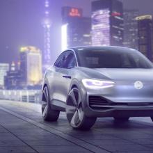 Volkswagen представил I.D. CROZZ Concept