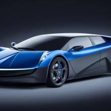 Представлен электро-кар Elextra EV с 680 л.с. и диапазоном в 600 км