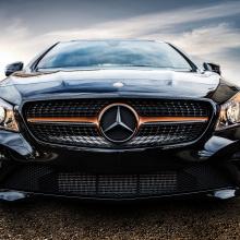 Vilner представляет премиальный проект - Mercedes-Benz Vision CLA 250