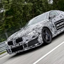 Прототип BMW M8