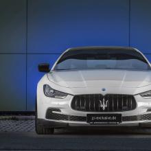 Maserati Ghibli от тюнинг-ателье G&S Exclusive