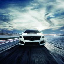 Cadillac CTS-V Carbon Black Package - эксклюзивно для Японии