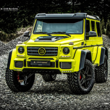 Mercedes-Benz G500 4x4(2) от Carlex Design