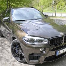Manhart MHX6 700 - это 700-сильный BMW X6 M