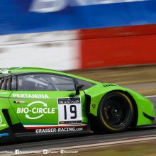 Blancpain GT - Audi доминирует в гонке в Золдере