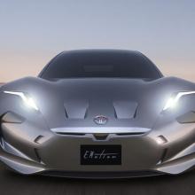 Fisker представил EMotion с 400-мильным диапазоном
