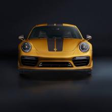 Porsche 911 Turbo S Exclusive Series - только 500 единиц