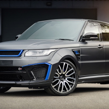 Range Rover Sport SVR от Kahn Design