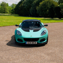 Lotus выпустил 2017 Elise Cup 250