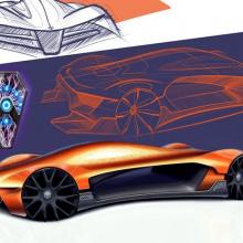 Что, если будущий дизайн Dodge будет выглядеть так?