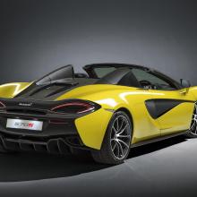 McLaren представил 2018 570S Spider
