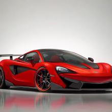 Тюнинг McLaren 570S от 1016 Industries
