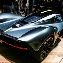 Aston Martin Valkyrie получит конкурирующий с LaFerrari гибридный V12 с 1130 л.с.