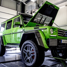 Mercedes-AMG G-Class от DTE Systems