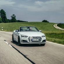 2017 Audi S5 Cabriolet от ABT