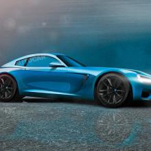 Polestar запустит 600 л.с.конкурента AMG GT Coupe