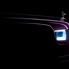 Rolls-Royce выпустил тизер 8-го поколения Phantom  перед его дебютом 27 июля